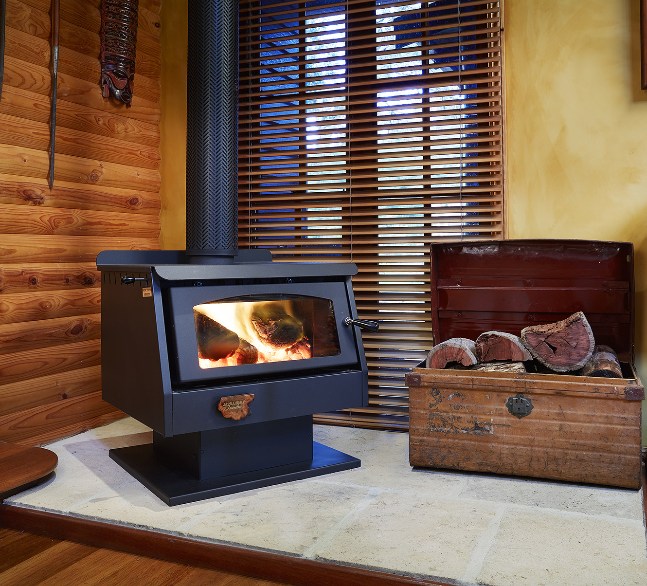 Jarrahdale Wood Heater1