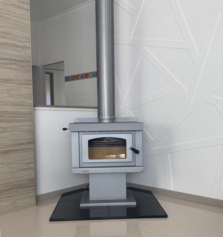 Convector Pewter