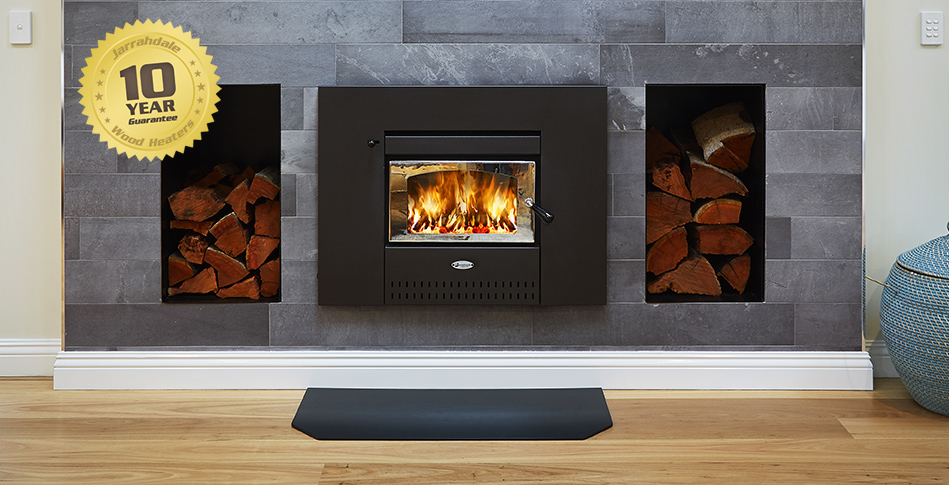 Jarrahale Built In Wood Heaters Perth